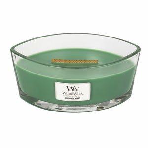 Woodwick Windowsill Herbs Candle 16 oz. HearthWick